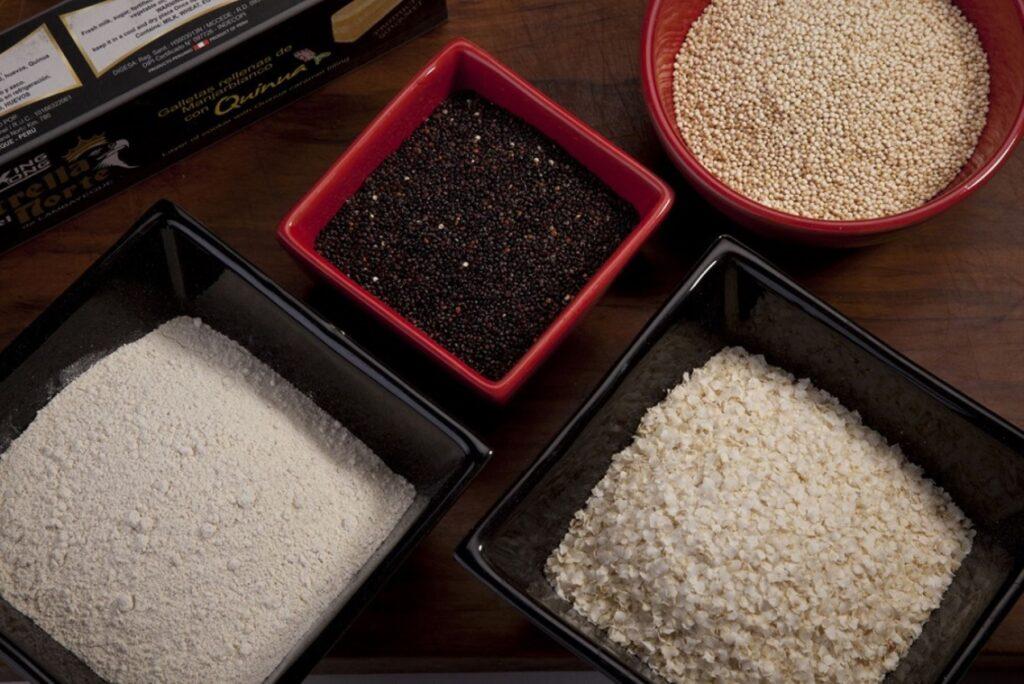 Diversidad de quinua