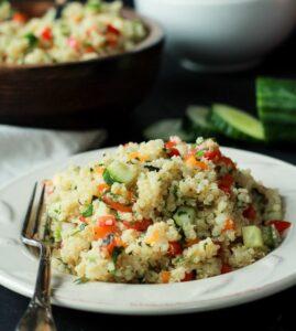 Quinoa Tabboule