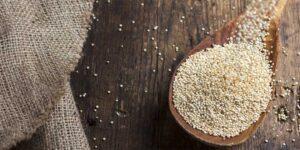 principal nutrients of quinua