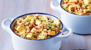quinoa with chicken