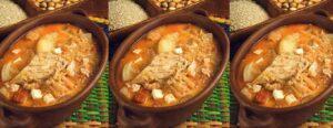 peruvian style quinoa soup